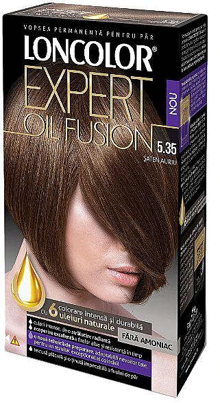 Coloration pour cheveux - Loncolor Expert Oil Fusion