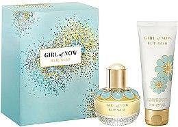 Parfums et Produits cosmétiques Elie Saab Girl Of Now - Coffret (eau de parfum/30ml + lait corps parfumé/75ml)