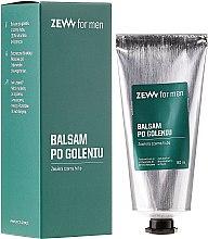 Parfums et Produits cosmétiques Baume après-rasage apaisant au champignon chaga - Zew For Men After Shave Balm