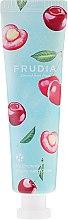 Parfums et Produits cosmétiques Crème nourrissante à l'extrait de cerise pour les mains - Frudia My Orchard Cherry Hand Cream