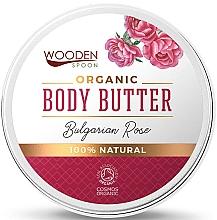 Parfums et Produits cosmétiques Beurre à l'huile de rose bulgare pour corps - Wooden Spoon Bulgarian Rose Body Butter