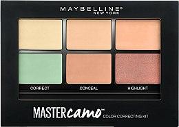 Parfums et Produits cosmétiques Palette de maquillage - Maybelline Master Camo Color Correcting Concealer Kit