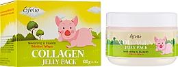Parfums et Produits cosmétiques Masque liftant au collagène pour visage - Esfolio Collagen Shape Memory Jelly Pack