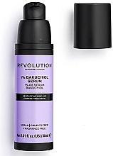 Sérum correcteur au bakuchiol 1% pour visage - Makeup Revolution Skincare 1% Bakuchiol Serum — Photo N1