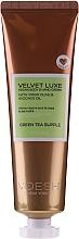 Parfums et Produits cosmétiques Crème végane à l'huile d'olive pour mains et corps - Voesh Velvet Luxe Vegan Body & Hand Cream Green Tea Supple