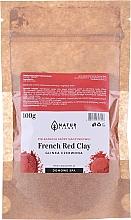 Parfums et Produits cosmétiques Argile rouge pour peaux sujettes aux rougeurs - Natur Planet French Red Clay