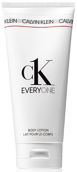 Calvin Klein Everyone - Lait pour corps