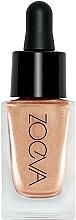 Parfums et Produits cosmétiques Enlumineur liquide - Zoeva Liquid Light Drops