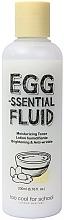 Parfums et Produits cosmétiques Lotion tonique hydratant à l'extrait de jaune d'oeuf - Too Cool For School Egg-ssential Fluid Moisturizing Toner