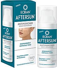Parfums et Produits cosmétiques Sérum réparateur anti-imperfections pour visage - Ecran Aftersun Serum Reparador Antimanchas