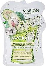 Parfums et Produits cosmétiques Masque à l'avocat et vitamines pour visages et cou - Marion Fit & Fresh Avocado Face Mask