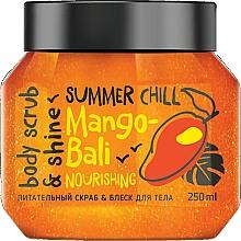 Parfums et Produits cosmétiques Gommage au beurre de mangue pour corps - MonoLove Bio Mango-Bali Nourishing
