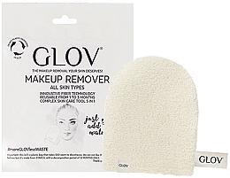 Parfums et Produits cosmétiques Gant démaquillant, beige - Glov On-The-Go Makeup Remover