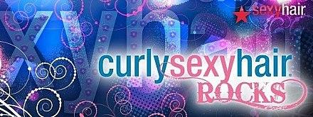 Gel liquide coiffante pour cheveux bouclés - SexyHair CurlySexyHair Liquid Curling Gel — Photo N2