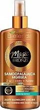 Parfums et Produits cosmétiques Brume auto-bronzante pour visage et corps - Bielenda Magic Bronze