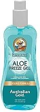 Parfums et Produits cosmétiques Gel rafaîchissant après-soleil à l'aloe vera - Australian Gold Aloe Freeze Gel