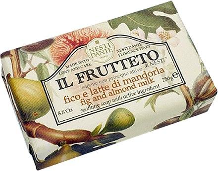 Savon, Figues et Lait d'amande - Nesti Dante Il Frutteto Soap — Photo N1
