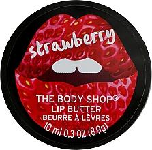 Parfums et Produits cosmétiques Beurre à lèvres - The Body Shop Strawberry Lip Butter