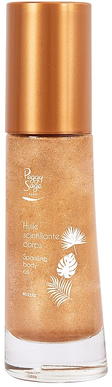 Huile scintillante pour corps - Peggy Sage Sparkling Body Oil — Photo N1