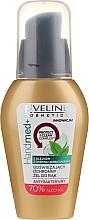 Parfums et Produits cosmétiques Gel à l'huile d'arbre à thé pour mains - Eveline Cosmetics Handmed+, 70% Alcohol