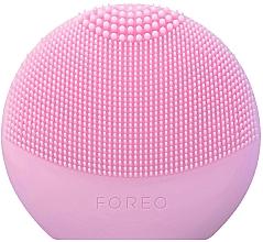 Parfums et Produits cosmétiques Brosse nettoyante pour visage - Foreo Luna Fofo Smart Facial Cleansing Brush Pearl Pink