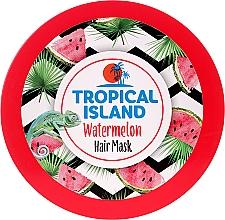 Parfums et Produits cosmétiques Masque à la pastèque pour les cheveux - Marion Tropical Island Watermelon Hair Mask