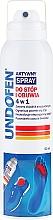 Parfums et Produits cosmétiques Spray actif 4 en 1 pour pieds et chaussures - Undofen Active Foot Spray 4in1