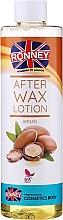 Parfums et Produits cosmétiques Lotion post-épilation à l'huile d'argan - Ronney Professional After Wax Lotion Argan
