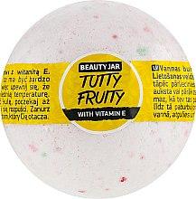 Parfums et Produits cosmétiques Bombe de bain effervescente à la vitamine E - Beauty Jar Tutty Fruity