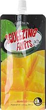 Parfums et Produits cosmétiques Crème mains en sachet, Mangue - Guerisson Squeezing Fruit Hand Cream Mango