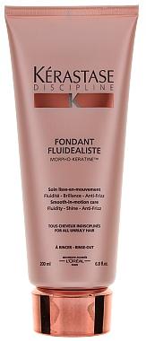 Après-shampooing soin lisse-en-mouvement - Kerastase Discipline Fondant Fludealiste Smooth-in-Motion Care