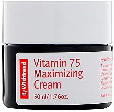 Parfums et Produits cosmétiques Crème à l'eau d'argousier pour visage - By Wishtrend Vitamin 75 Maximizing Cream