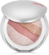 Parfums et Produits cosmétiques Poudre éclaircissante pour visage - Pupa Luminys Baked All Over