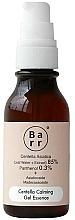 Parfums et Produits cosmétiques Essence à l'extrait d'herbe du tigre pour visage - Barr Centella Calming Gel Essence