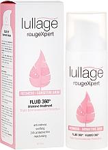 Parfums et Produits cosmétiques Fluide à l'extrait de calendula pour visage - Lullage RougeXpert Rojeces-Piel Sensible Fluid 360