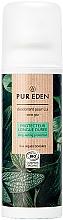 Parfums et Produits cosmétiques Déodorant spray aux algues boréales - Pur Eden Protection Deodorant