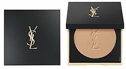 Parfums et Produits cosmétiques Poudre compacte visage, effet mat - Yves Saint Laurent Encre De Peau All Hours Setting Powder