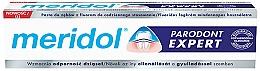 Parfums et Produits cosmétiques Dentifrice anti-saignement et maladies parodontales - Meridol Parodont Expert
