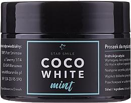 Parfums et Produits cosmétiques Poudre dentaire à l'huile de menthe - Star Smile CoCo White Mint