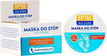 Masque régénérant pour pieds et ongles - Pharma CF No.36 Foot Mask