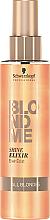 Parfums et Produits cosmétiques Élixir éclat pour cheveux blonds - Schwarzkopf Professional Blondme Shine Elixir