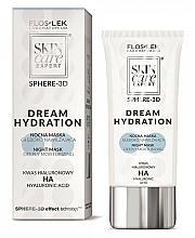 Parfums et Produits cosmétiques Masque de nuit à l'acide hyaluronique - FlosLek Skin Care Expert Sphere-3D Dream Hydration