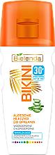 Parfums et Produits cosmétiques Lait solaire au jus d'aloe vera pour corps - Bielenda Bikini Aloe Milk SPF 30