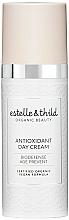 Parfums et Produits cosmétiques Crème de jour antioxydante à l'extrait de feuille de théier - Estelle & Thild BioDefense Antioxidant Day Cream