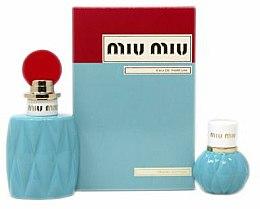 Parfums et Produits cosmétiques Miu Miu - Coffret (eau de parfum/100ml + eau de parfum/20ml)