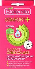 Parfums et Produits cosmétiques Masque actif pour les pieds (chaussettes adoucissantes) - Bielenda Comfort+ Active Foot Mask with Socks