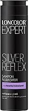 Parfums et Produits cosmétiques Shampooing anti-jaunissement pour cheveux clairs et gris - Loncolor Expert Silver Reflex Shampoo