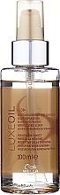 Parfums et Produits cosmétiques Huile à l'extrait de jojoba et camélia pour cheveux - Wella SP Luxe Oil Reconstructive Elixir