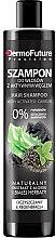 Parfums et Produits cosmétiques Shampooing au charbon actif - DermoFuture Hair Shampoo With Activated Carbon