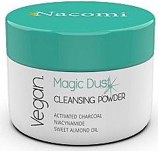 Parfums et Produits cosmétiques Poudre visage nettoyante et détoxifiante pour peaux à problèmes - Nacomi Face Cleansing & Detoxifying Powder Magic Dust